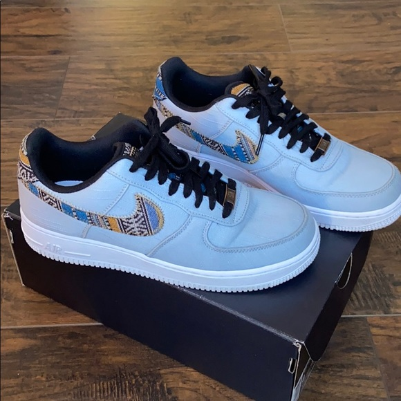 Air Force One Afro Punk